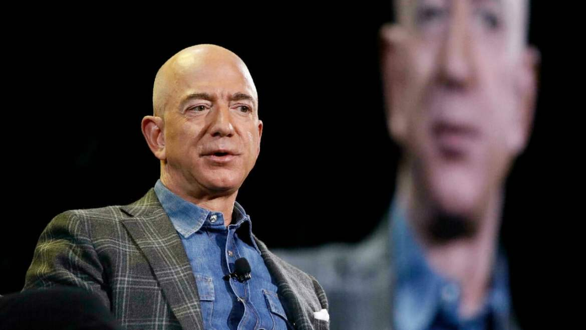 Another breakthrough for 'immortality' from Jeff Bezos! 2