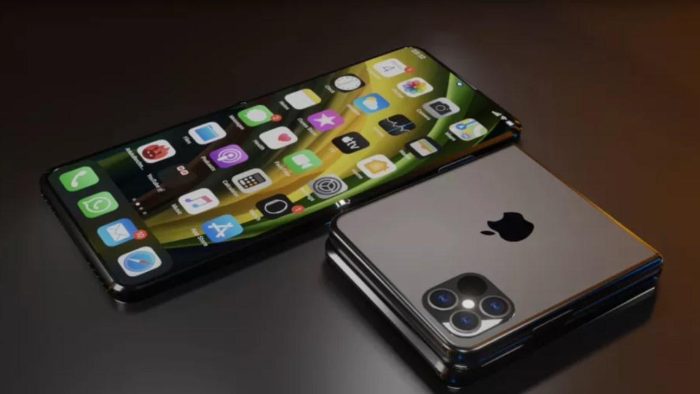 Katlanabilir iPhone piyasa tarihi