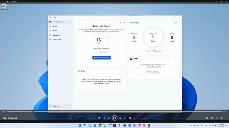 Yeni Windows Medya oynatıcısı