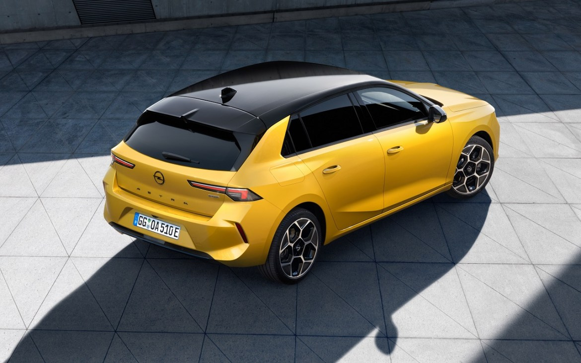 The price of the 2022 model Opel Astra has become obvious! 4