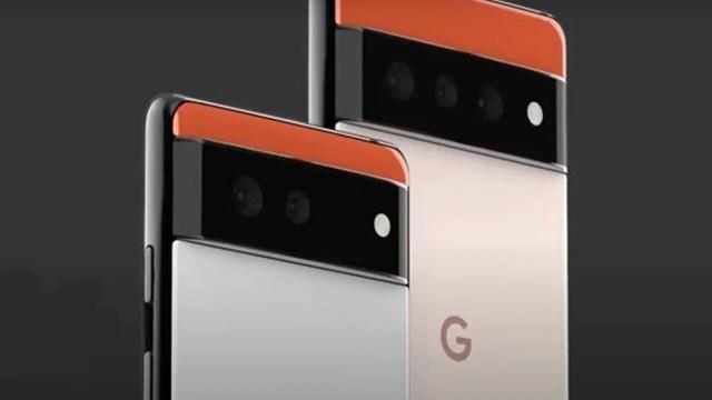 pixel 6 serisi