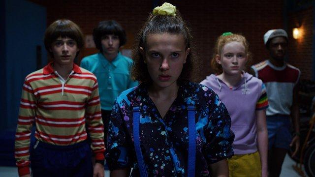 Stranger Things 4. sezondan ürkütücü fragman geldi!