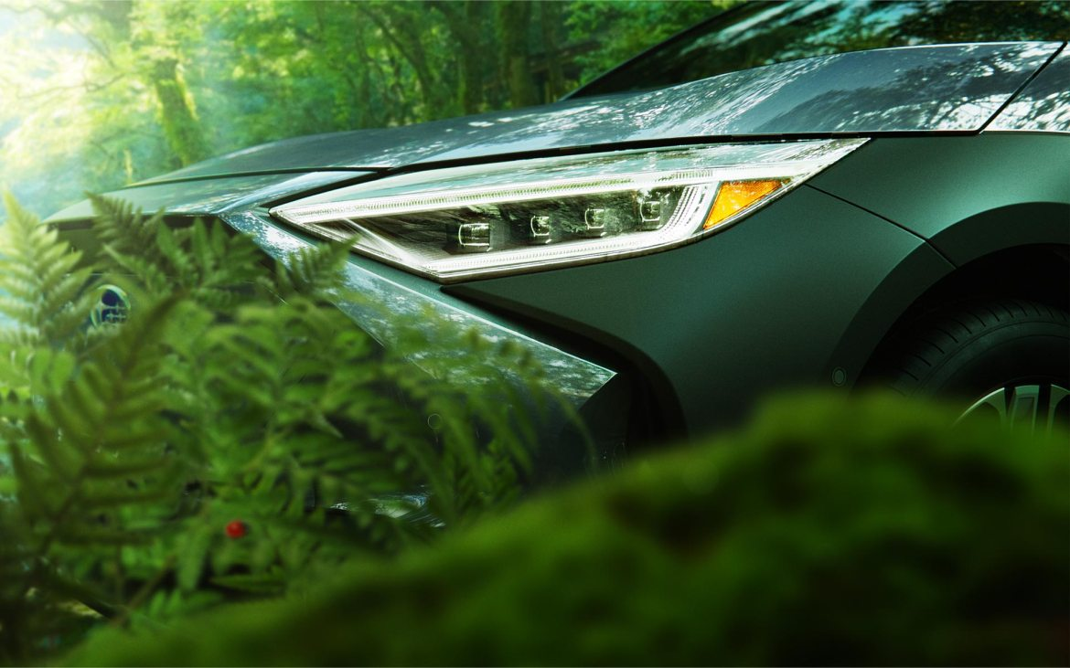 Competition will heat up in the electric SUV market with Subaru Solterra 2