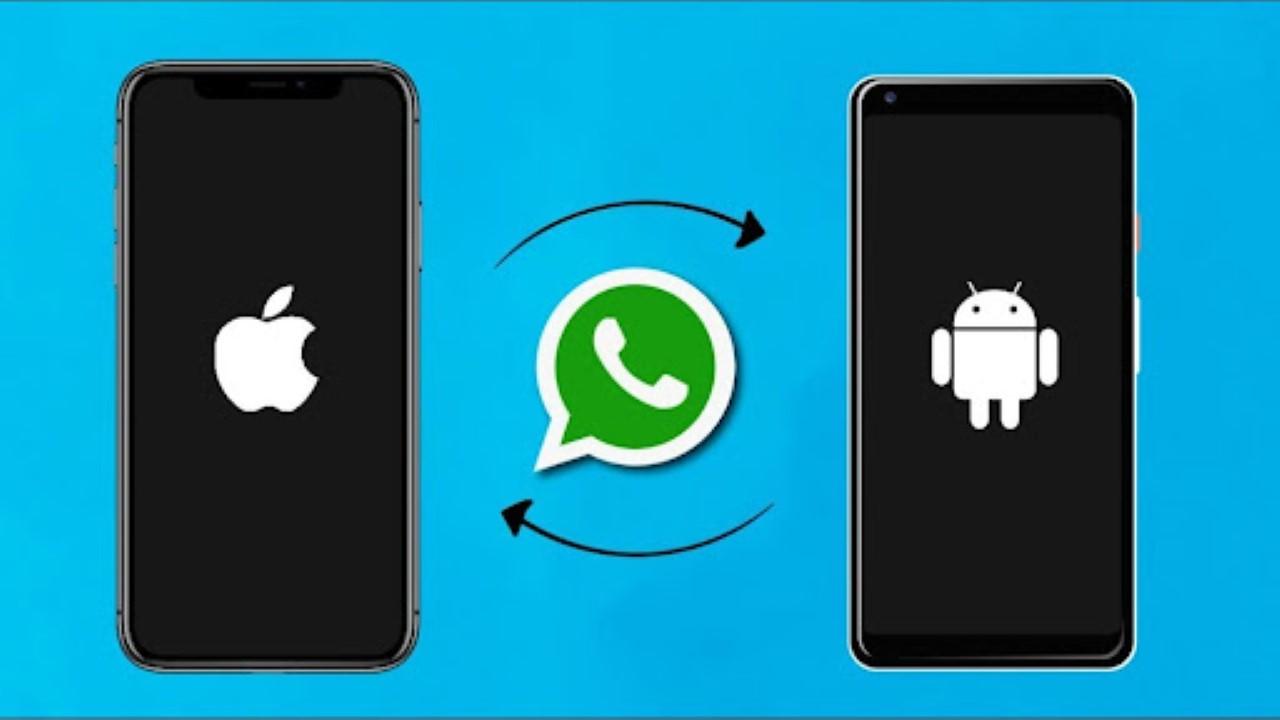 whatsapp sohbet taşıma