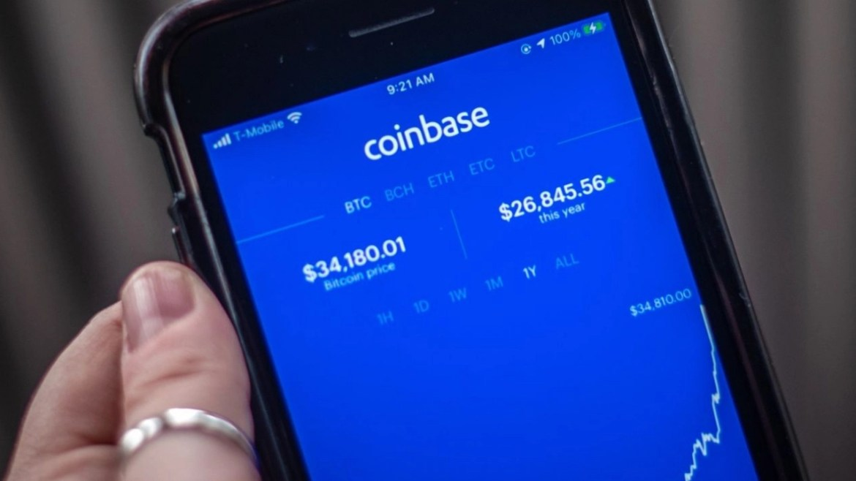 Coinbase kripto para vurgunu