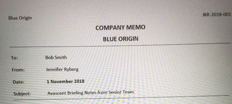 Blue Origin ve SpaceX rekabeti