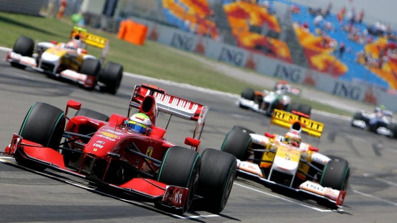 Formula 1 Türkiye 2021 kupası
