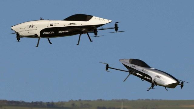 Airspeeder uçan araba hava araçları