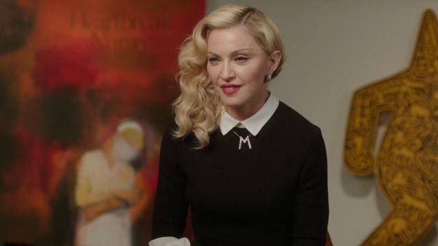 Madonna'nın en büyük pişmanlığı: The Matrix!