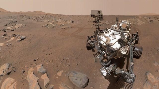 NASA, persevarance marslı yaşamın izini sürüyor