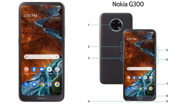Nokia G300 5G özellikleri neler?