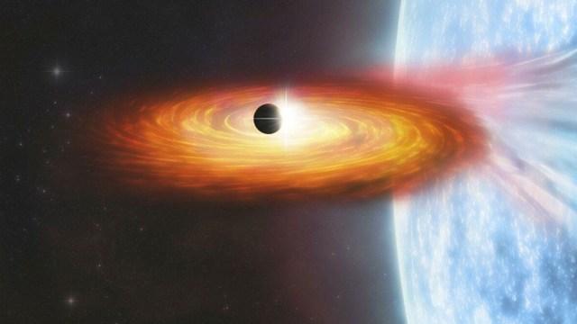 Samanyolu Galaksisi dışındaki gezegen