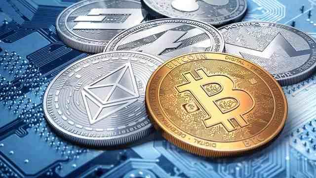 popüler kripto para birimleri