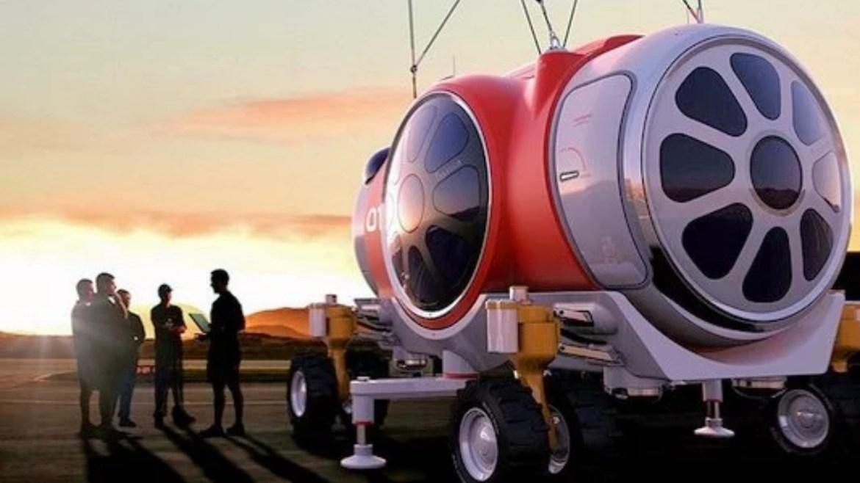 Balonla uçuş yeni uzay turizmi