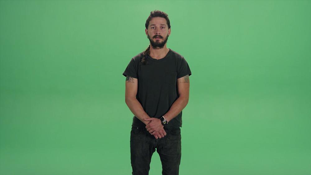 Shia LaBeouf video motivacional