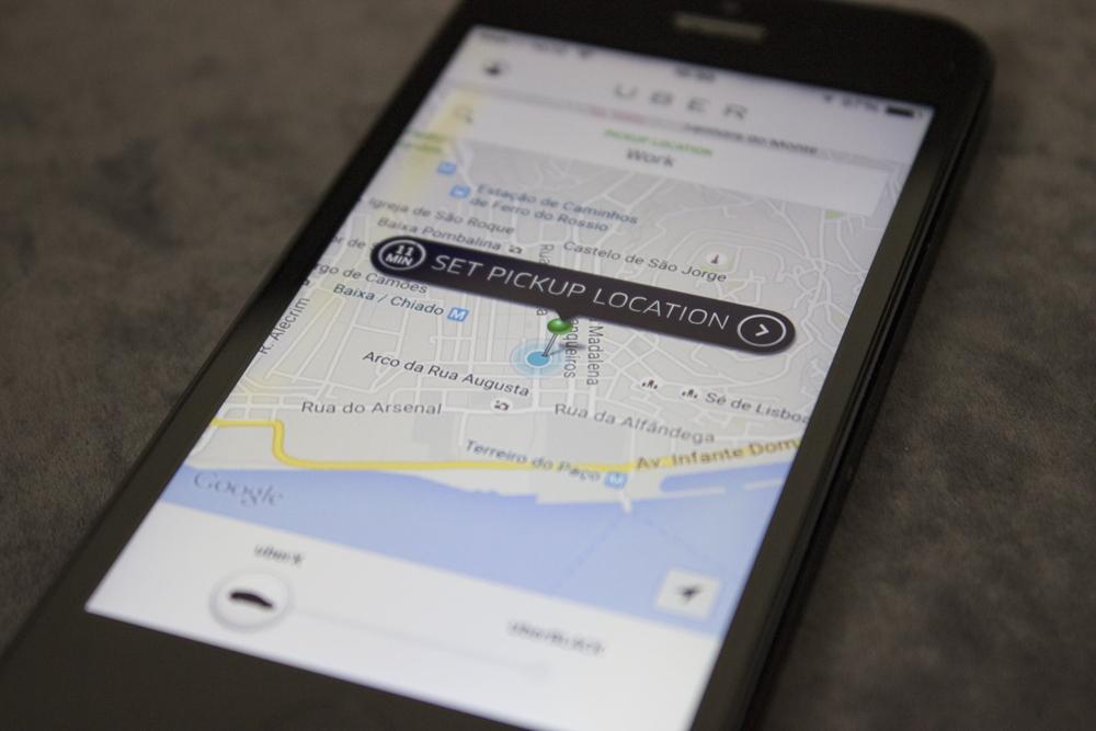 tribunal proibição da Uber em Portugal