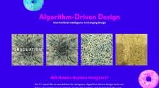 algoritmos estão a mudar o design