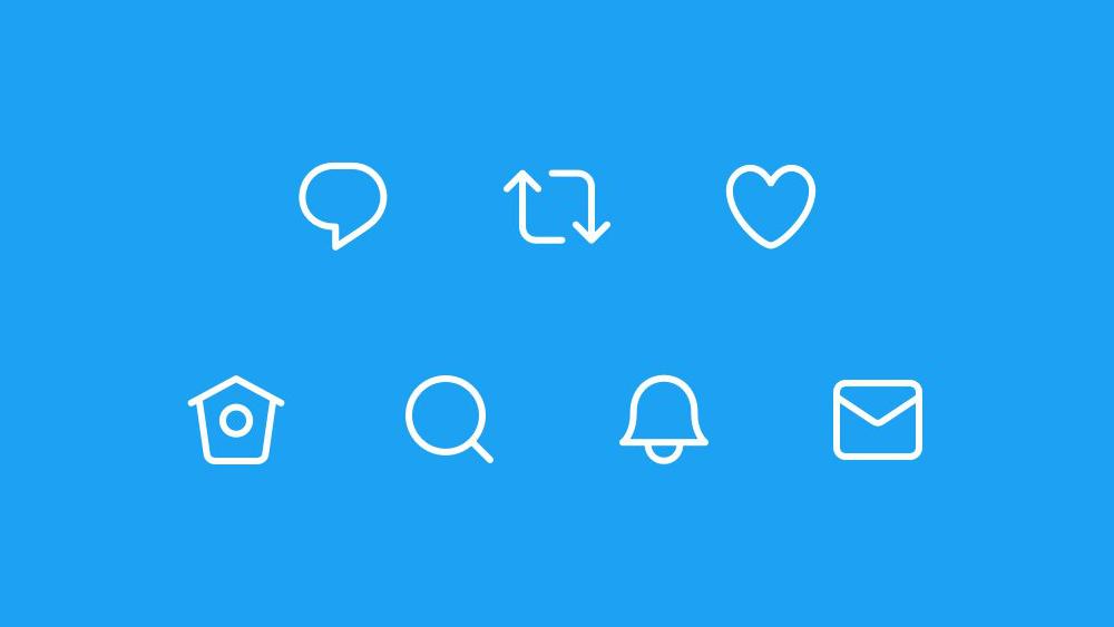 novo Twitter bonito