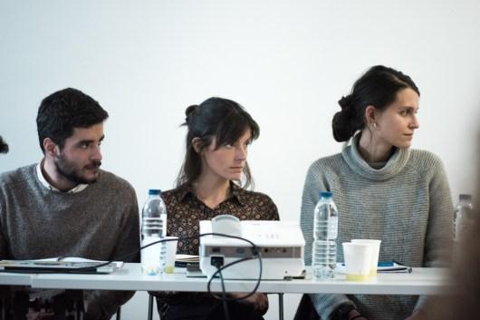João Ribeiro (Shifter), Rita Pinto (Shifter), Inês Rodrigues (Jornal MAPA)