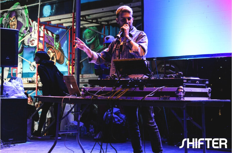 A-Trak at House of Paint