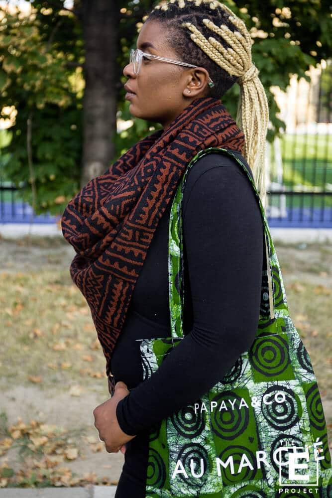 Papaya & Co founder Lynn Sainte