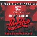 hip-hop food drive