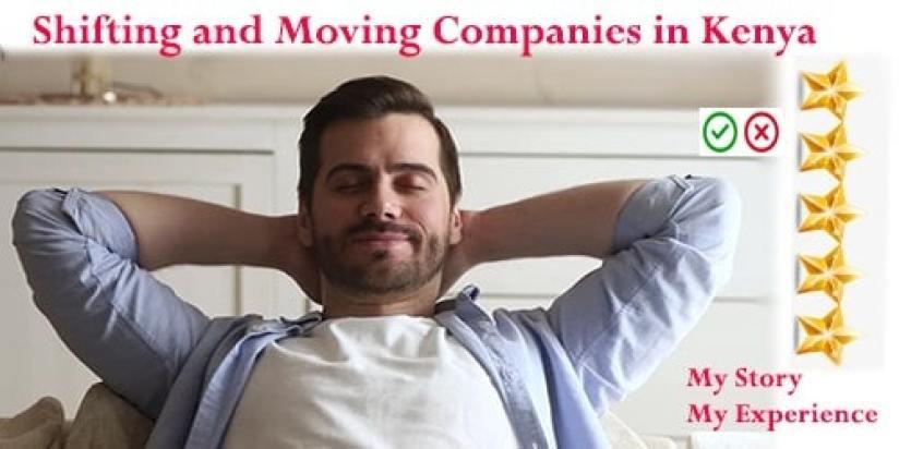 Shifting and Moving Companies in Kenya