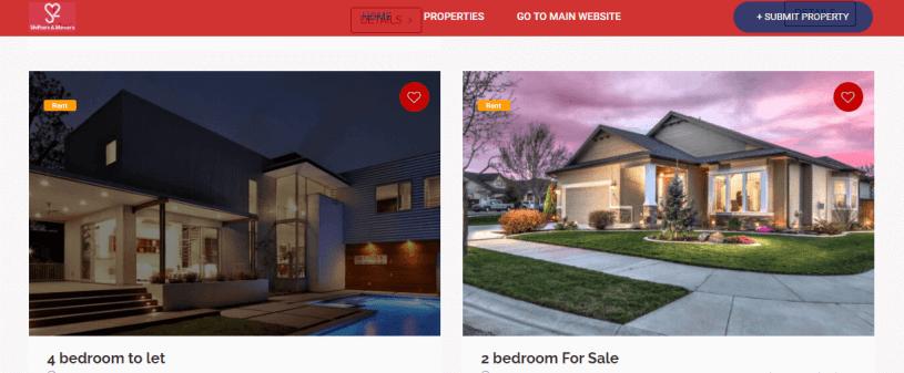 Best rental houses