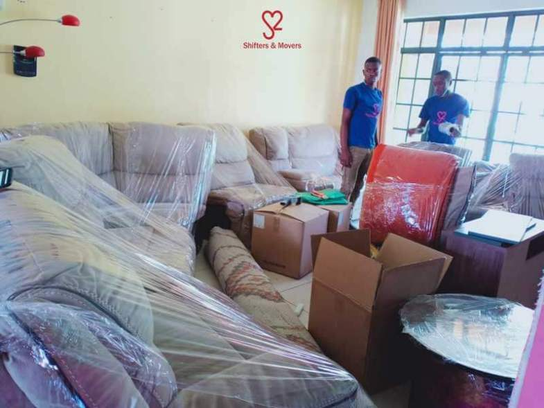 The best movers company in Nairobi. The relocation process