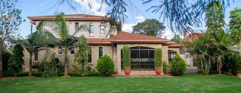 expensive estates in Nairobi, best place in Nairobi, House prices in Nairobi, Runda, Westlands, Karen, Muthaiga, Rosslyn