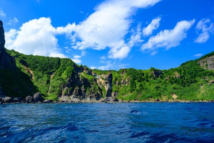 女郎子岩の写真