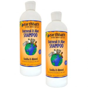 Earthbath All Natural Shampoo Oatmeal and Aloe
