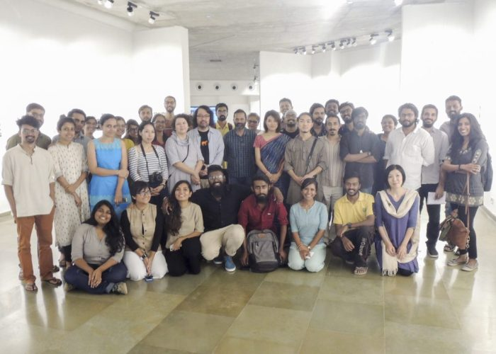 Collaborative Workshops with Photography Design, NID & Department of Intermedia Art, Tokyo University of the Arts with Rishi Singhal, Risaku Suzuki & Shiho Kito. 24 SEP - 1 OCT 2016, PG Campus, National Institute of Design, Gandhinagar, Gujarat, India.