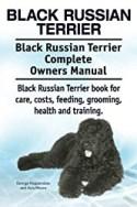 Black Russian Terrier book