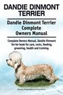 Dandie Dinmont Terrier book