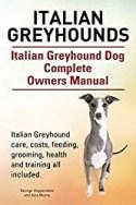 Italian Greyhound book