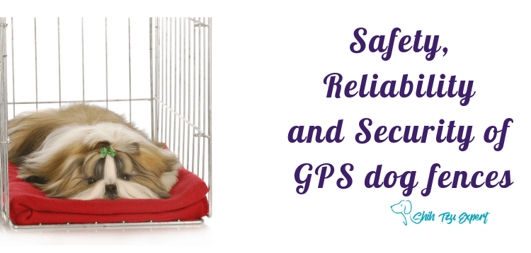 Safety, Reliability and Security of GPS dog fences