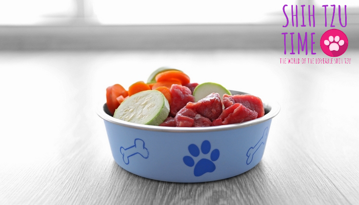 Types of Shih Tzu Dog Food