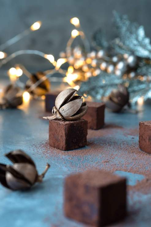 Christmas Chocolate Poison Fpr Dogs