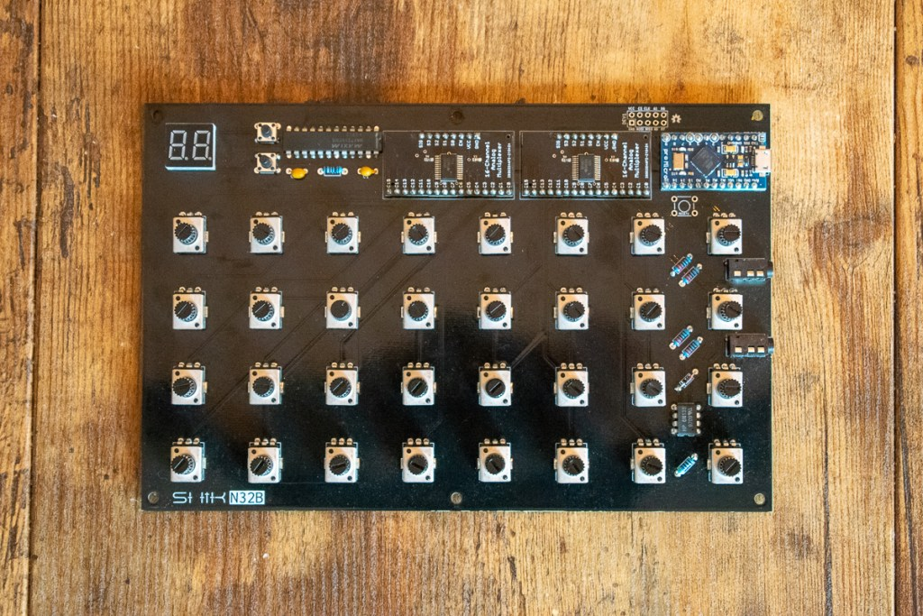 N32B main board