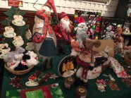 The Lodge's own Christmas market