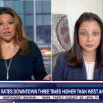 FOX32:Vaccination rates downtown three times higher than West and South sides: city data