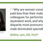 Healio:Gender pay gap persists in academic internal medicine