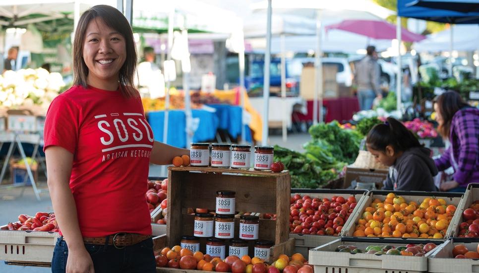SLM Spotlight: Chef Lisa Murphy of Sosu Sauces