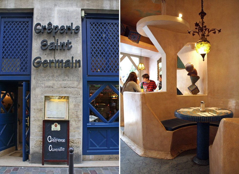 Creperie Saint Germain Paris