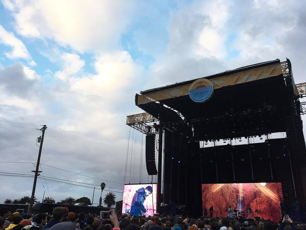Treasure Island Music Festival and a Playlist