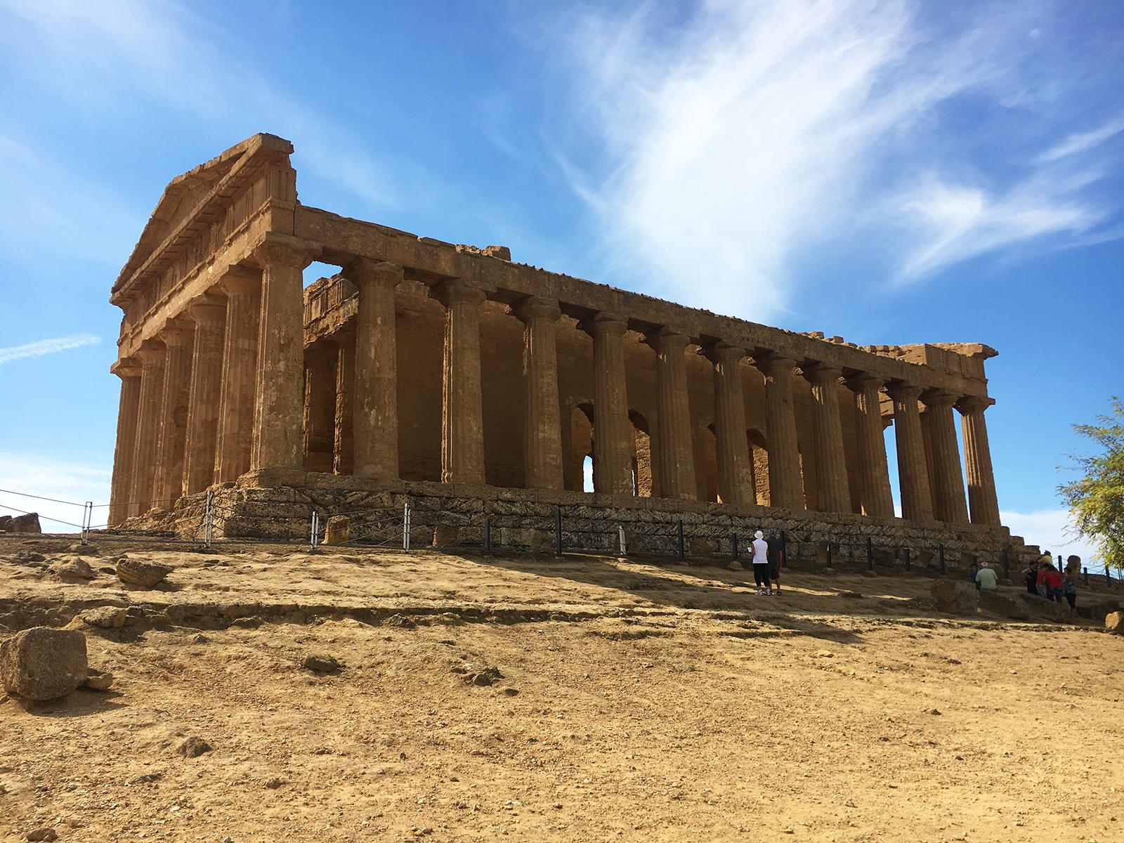 Agrigrento Sicily