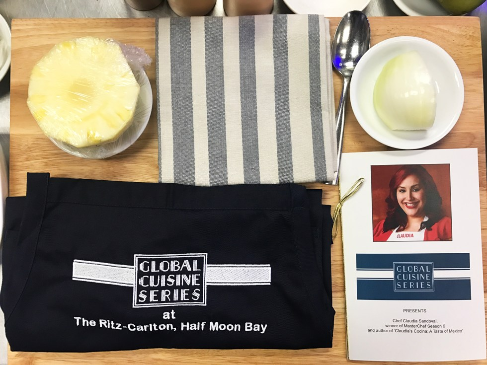 Global Cuisine Series at The Ritz-Carlton Half Moon Bay