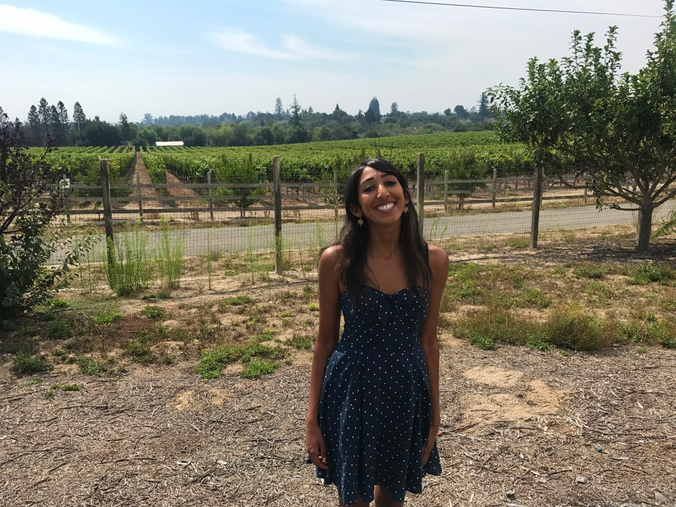 Emeritus Vineyards // Shikha la mode