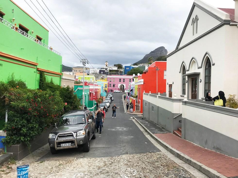 Cape Town // Shikha la mode // Bo-Kaap